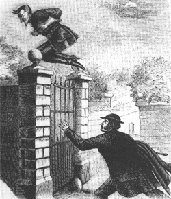 "Spring-heeled Jack (zdroj: <a href=""http://commons.wikimedia.org/wiki/File:Springheel_Jack.png"">Wikimedia Commons</a>)"