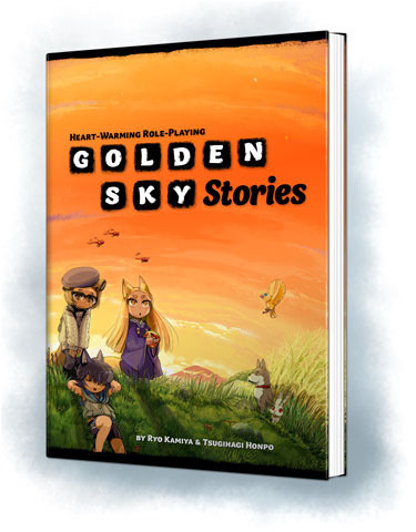 "Golden Sky Stories– <a href=""https://www.facebook.com/GoldenSkyStories"">stránka na Facebooku</a>"